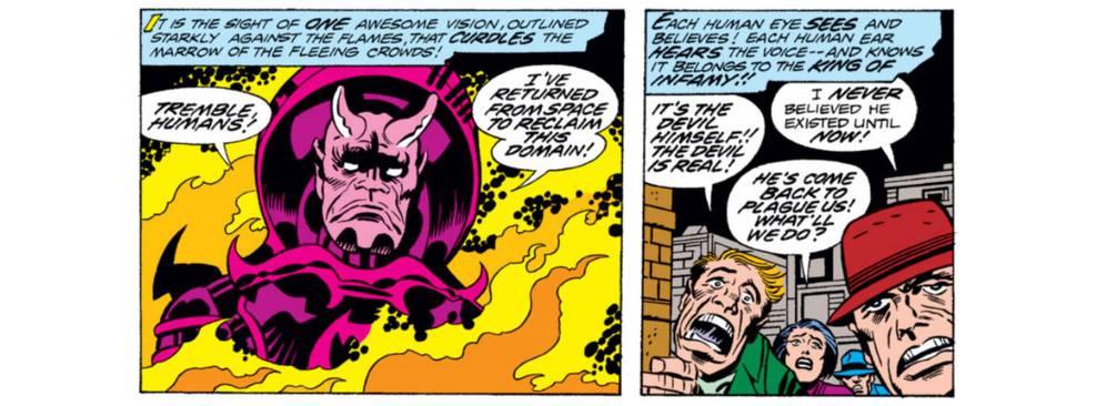 Como Os Eternos pode ser o primeiro épico bíblico do Marvel Studios