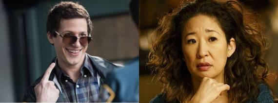 Globo De Ouro 2019 Será Apresentado Por Andy Samberg E Sandra Oh
