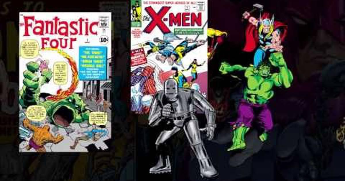 Marvel Comics lança teaser e site em comemoração aos seus 75 anos