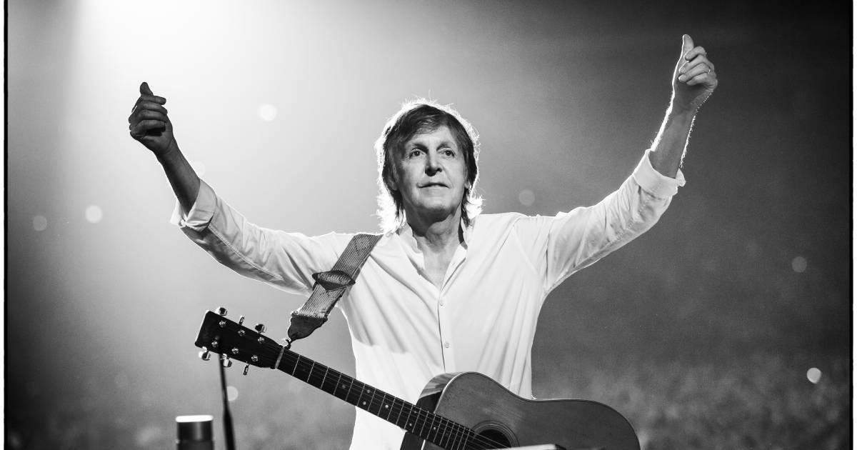 Tem Na Web - Paul McCartney anuncia show extra em São Paulo