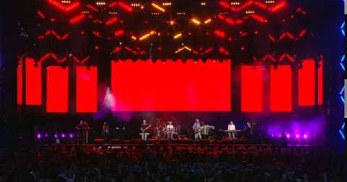 """Pink Floyd lança vídeo oficial de """"Comfortably Numb"""" no Live 8"""