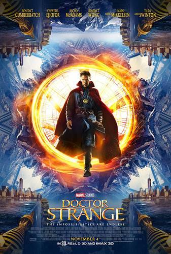 Cartaz de Doutor Estranho