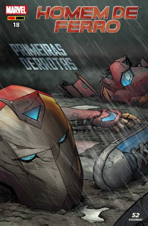 Homem de Ferro | Fim do coma? Marvel prepara a volta de Tony Stark