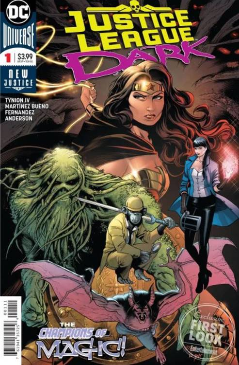 [DC COMICS US] - Year of The Villain - Página 3 01