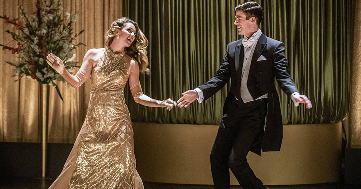 The Flash e Supergirl   Crossover musical é respiro que