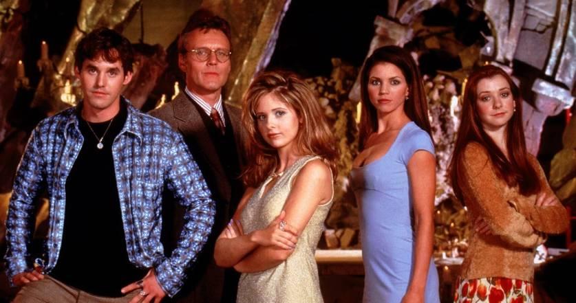 Foto de Buffy: A Caça-Vampiros