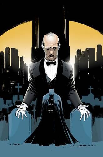 Capa de Batman Pennyworth RIP