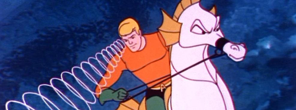 Aquaman em Superamigos