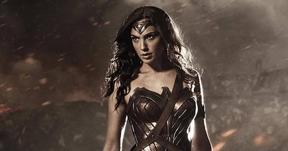 Batman Vs Superman - A Origem da Justiça | Mulher-Maravilha teria centenas de anos no filme