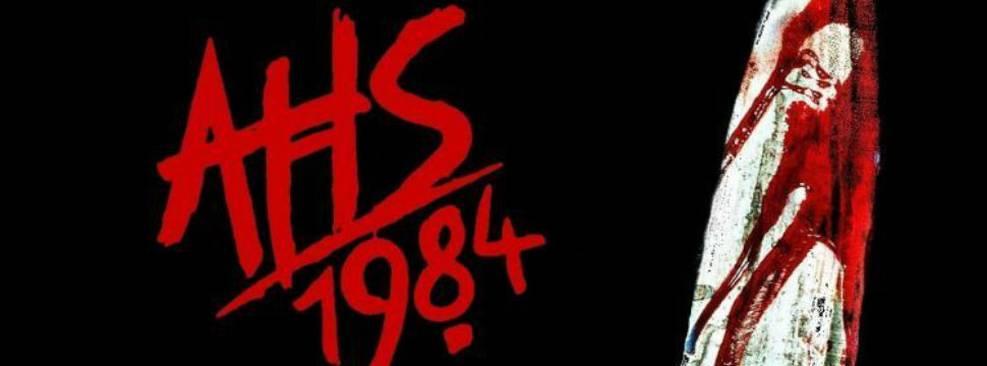 Pôster de American Horror Story: 1984