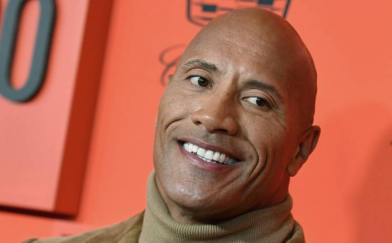 Foto de Dwayne Johnson