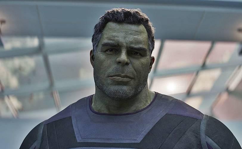 Hulk em Vingadores: Ultimato