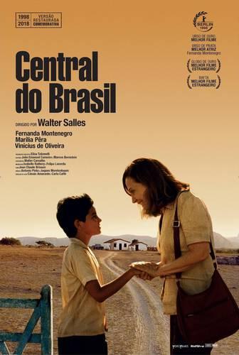 Pôster de Central do Brasil