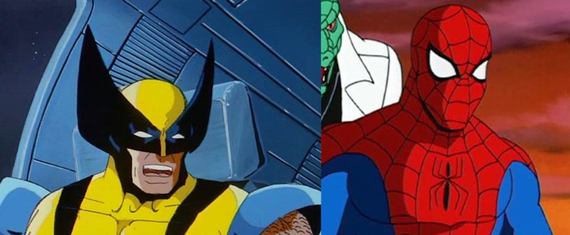 X Men Homem Aranha E Mais Disney Tera Desenhos Classicos Da Marvel