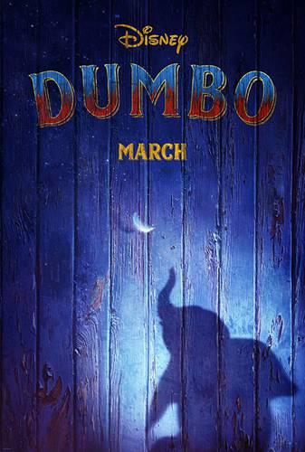 Cartaz de Dumbo