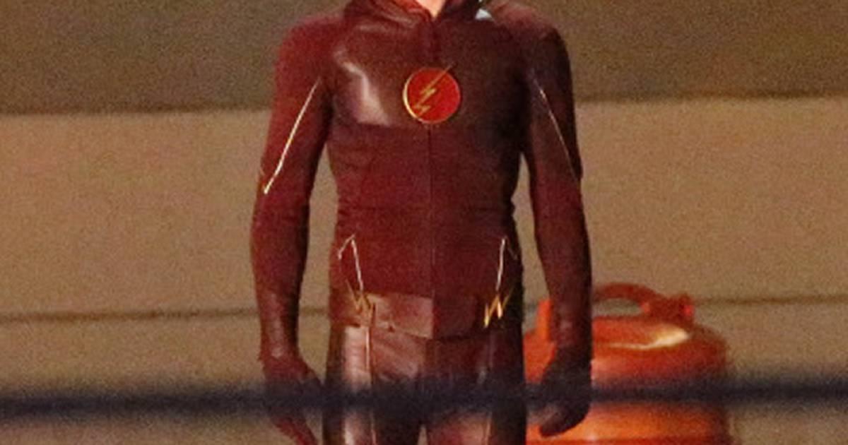 The Flash | Fotos de bastidores revelam possível spoiler do próximo episódio de Arrow