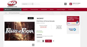 Remake de Prince of Persia deve ser revelado oficialmente 1