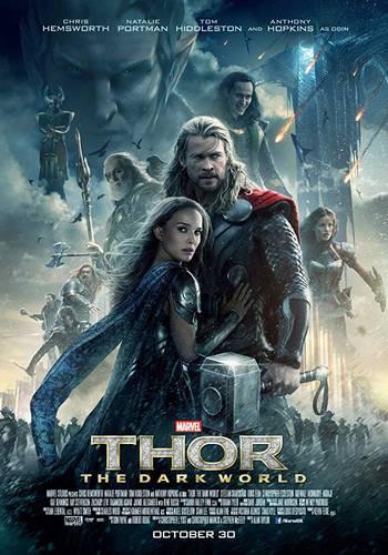 Cartaz de Thor: O Mundo Sombrio