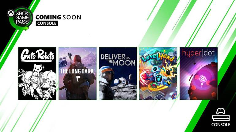 Xbox Game Pass para Xbox One/Xbox 360 em abril 2020