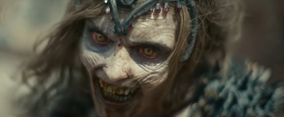Zumbi de Army of the Dead, filme de terror de Zack Snyder na Netflix