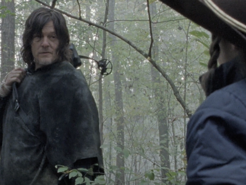 Norman Reedus como Daryl em The Walking Dead