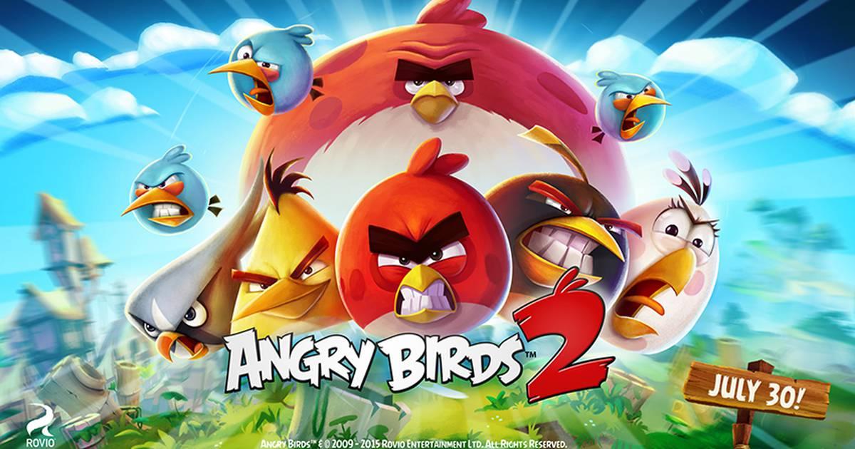 Angry Birds - Angry Birds 2 é anunciado - The Enemy