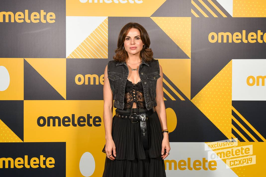 Lana Parrilla Na Arena Omelete Na Ccxp 2019 Lana parrilla has booked a new tv role, and this one seems only slightly less wicked than the last. lana parrilla na arena omelete na ccxp 2019