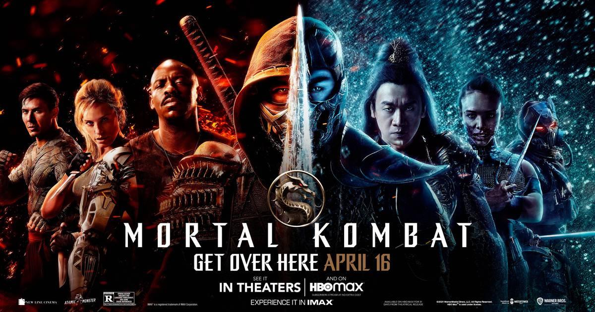 Novo pôster de Mortal Kombat confirma presença de Kabal no filme