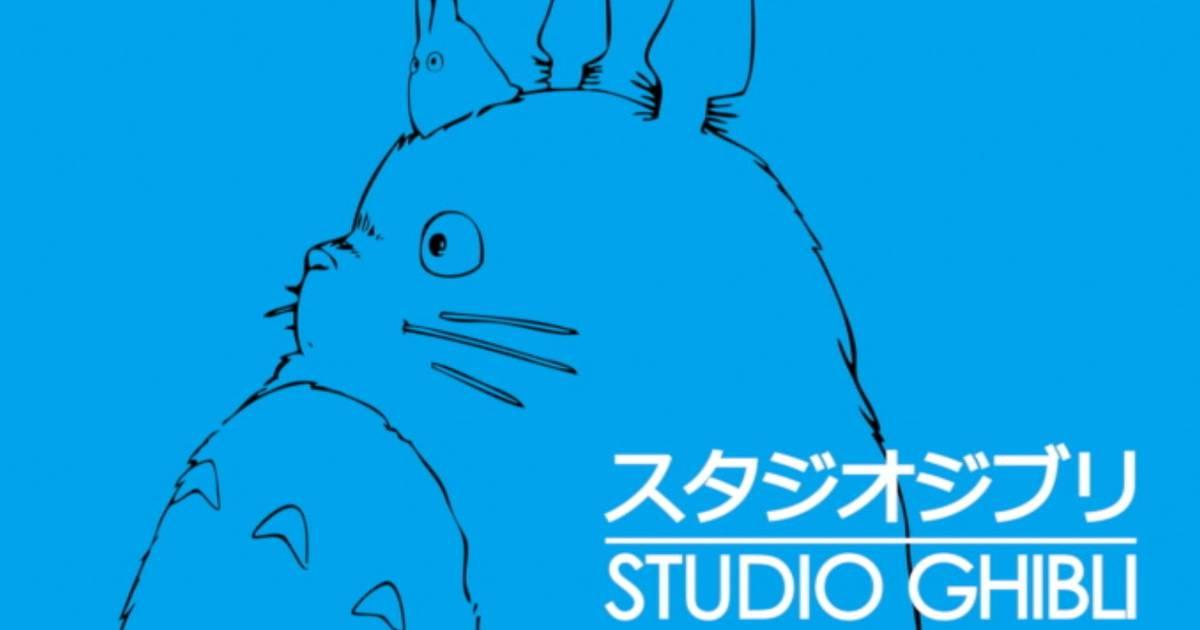 Guia Netflix Estúdio Ghibli