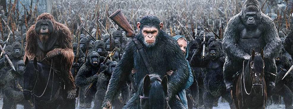 Novo filme da franquia Planeta dos Macacos está em desenvolvimento pela Fox
