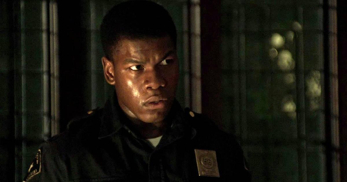 Detroit em Rebelião   John Boyega
