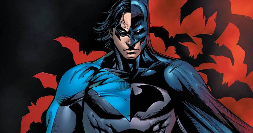 Dick Grayson como Batman/DC Comics