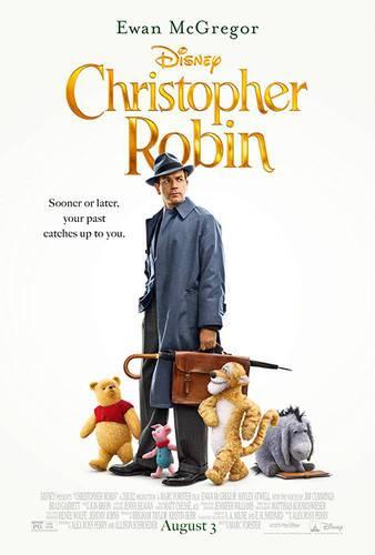 Cartaz de Christopher Robin