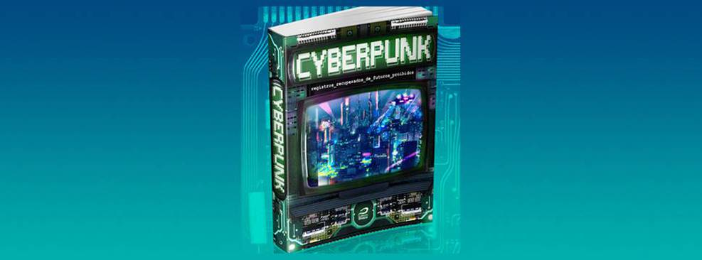 Cyberpunk   Coletânea de contos sci-fi ganha campanha no Catarse