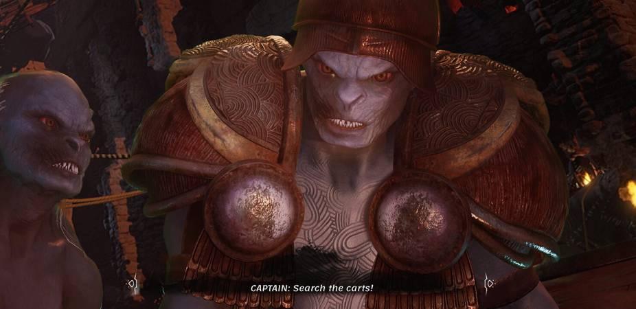 Confira as primeiras imagens de Lord of the Rings: Gollum 10