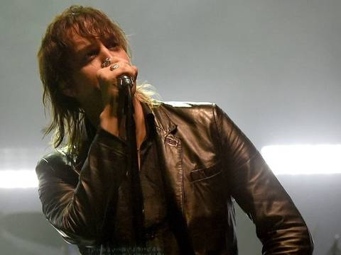The Strokes/KEVIN WINTER / GETTY IMAGES NORTH AMERICA / AFP