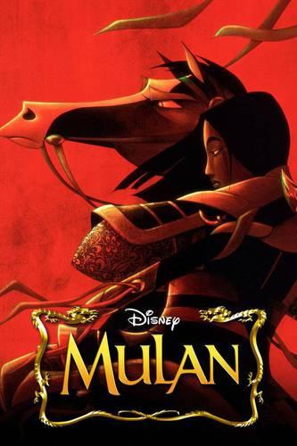 Cartaz de Mulan (1998)