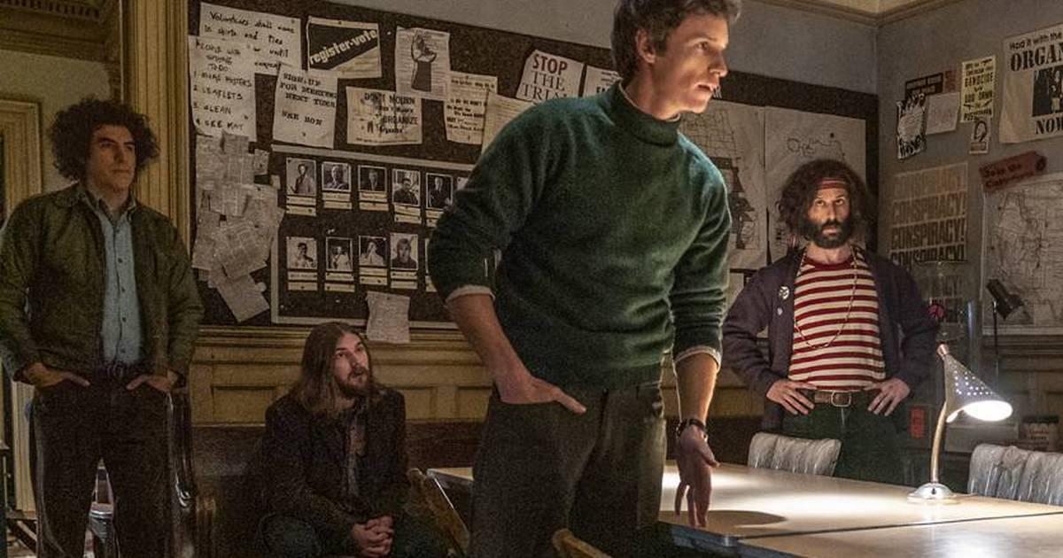 Leia a crítica de Os 7 de Chicago, novo filme da Netflix
