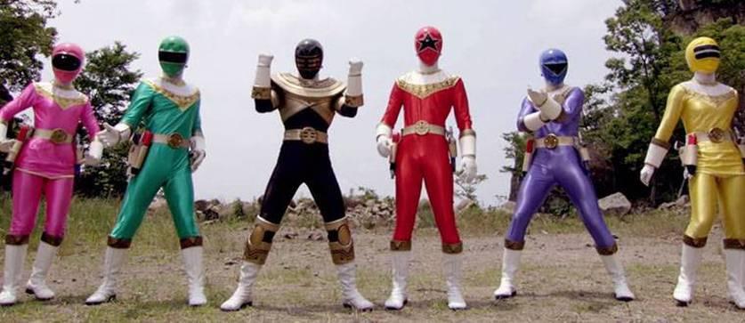 Power Rangers   Relembre todas as temporadas e equipes da