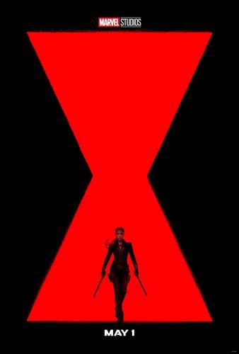 Teaser poster viuva negra