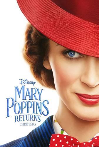 Cartaz de O Retorno de Mary Poppins