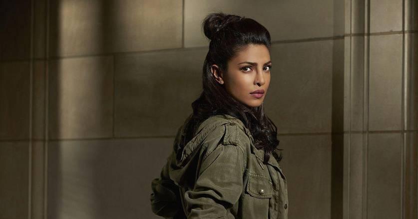 Priyanka Chopra Jonas em Quantico