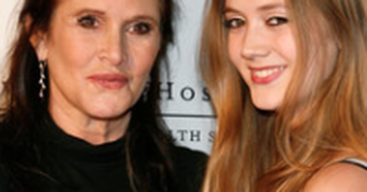Star Wars: Episódio VII pode ter a filha de Carrie Fisher [ATUALIZADO]