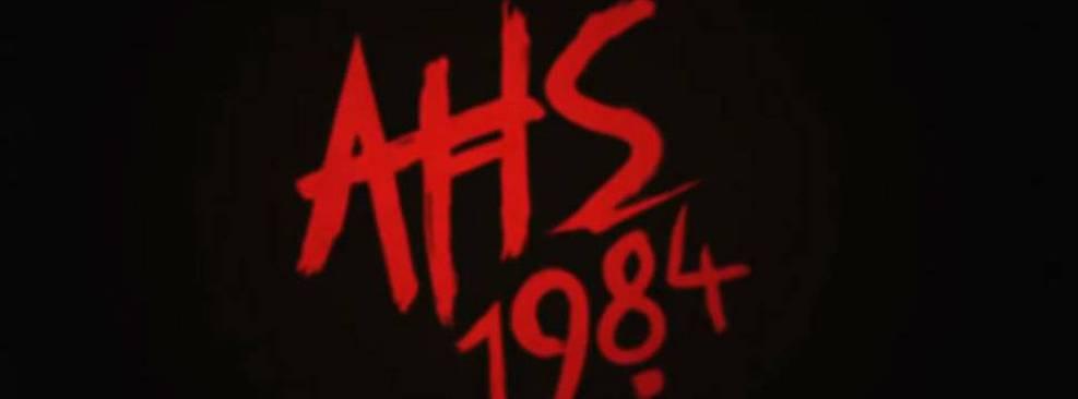 Logo de American Horror Story: 1984