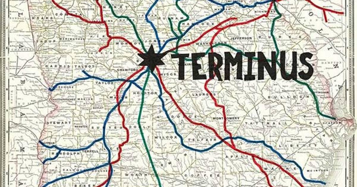 Mapa The Walking Dead.The Walking Dead Confira No Mapa Onde Ficariam Os