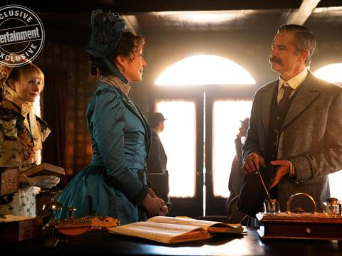 Timothy Olyphant no filme de Deadwood