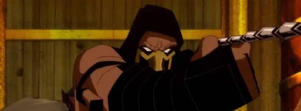 Cena de Mortal Kombat Legends: Scorpion's Revenge