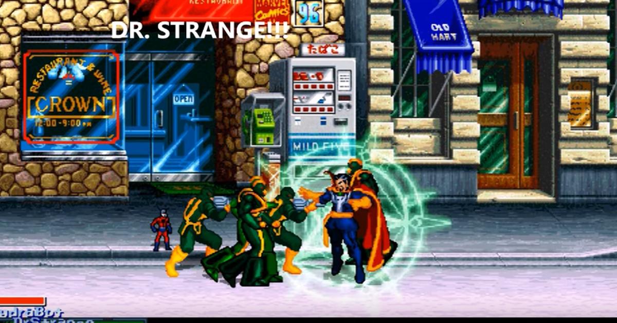 Marvel Comics - Fãs criam jogo gratuito da Guerra Infinita com mais de 74 personagens da Marvel - The Enemy