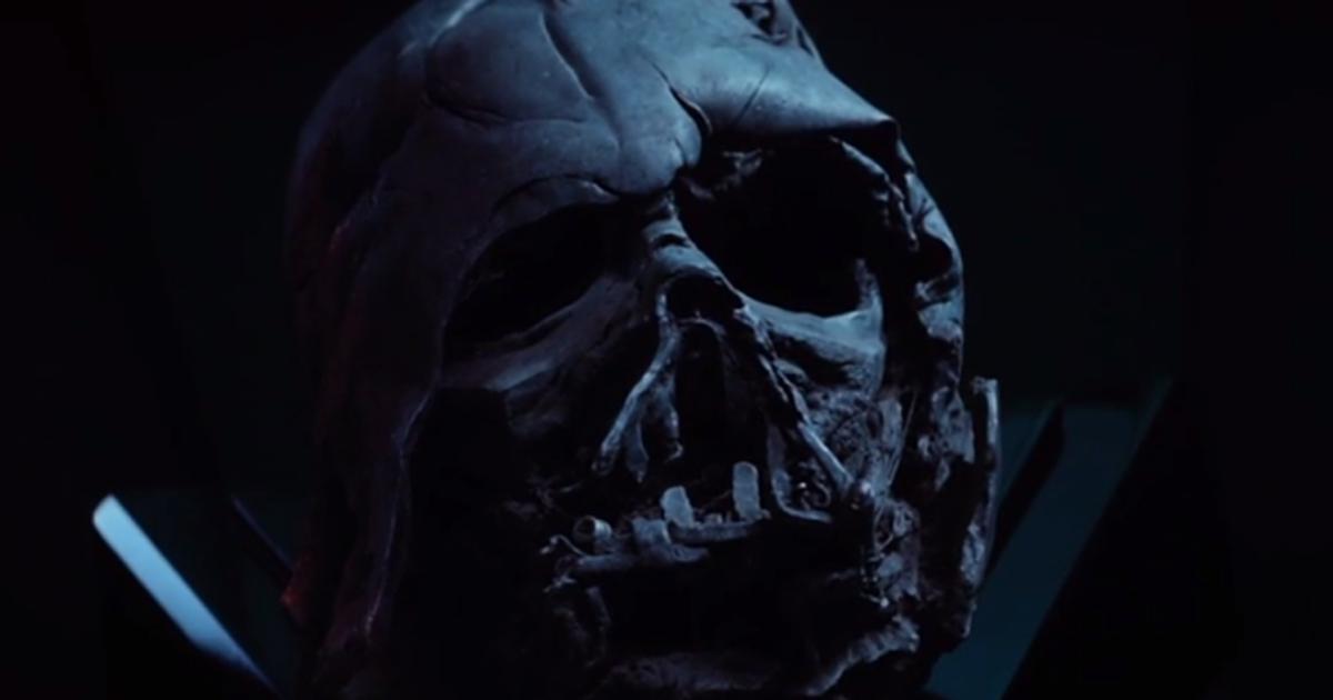 Star Wars: O Despertar da Força | Veja como Darth Vader apareceria no filme