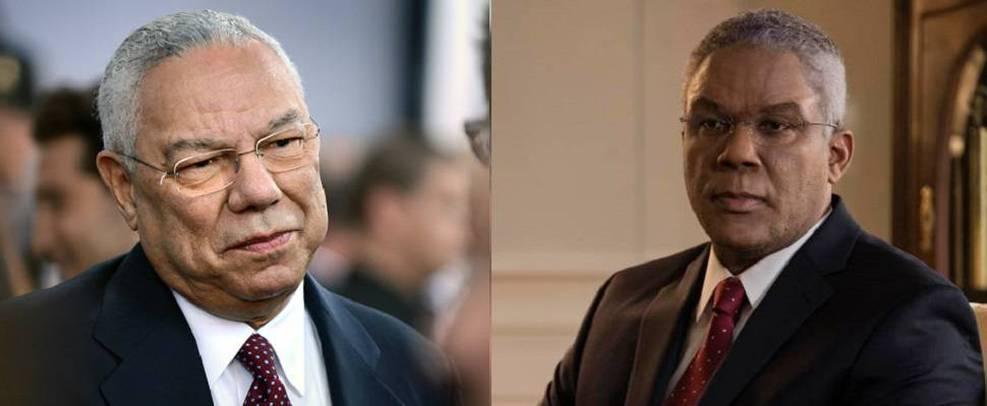 Vice | Nova foto mostra transformação de Tyler Perry em Colin Powell